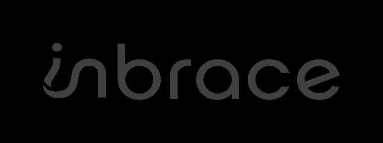 Inbrace logo black